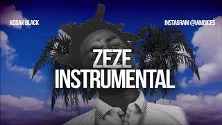 Kodak Black Zeze ft. Travis Scott Instrumental Prod. by Dices *FREE DL*