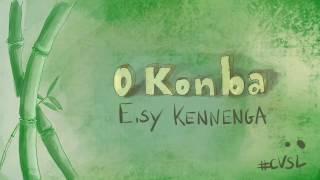 O Konba - #CVSL - Esy Kennenga - Lyrics Video