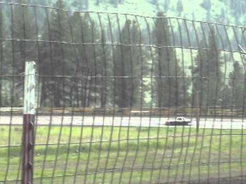 Eagle Track Raceway Trevor Twamley Time In June 1st 2014