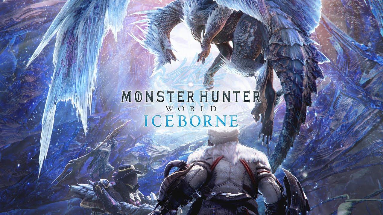 Monster Hunter World Iceborne Gameplay Reveal Trailer Youtube