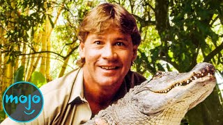 Top 10 Best Moments on The Crocodile Hunter