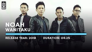 Download lagu Noah - Wanitaku (Lyric)