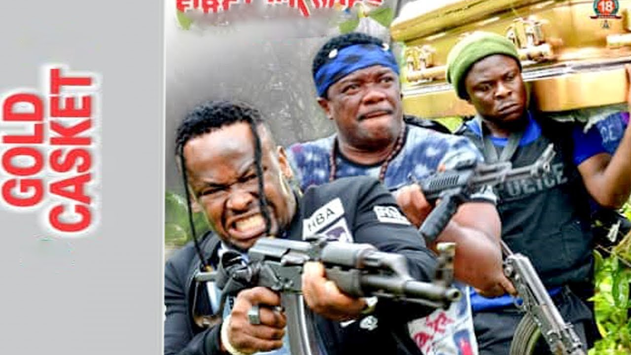 Download Gold Casket Season 8 - 2019 Movie|New Movie|Latest Nigerian Nollywood Movie