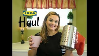 IKEA HAUL || TABLE FOR SEVEN