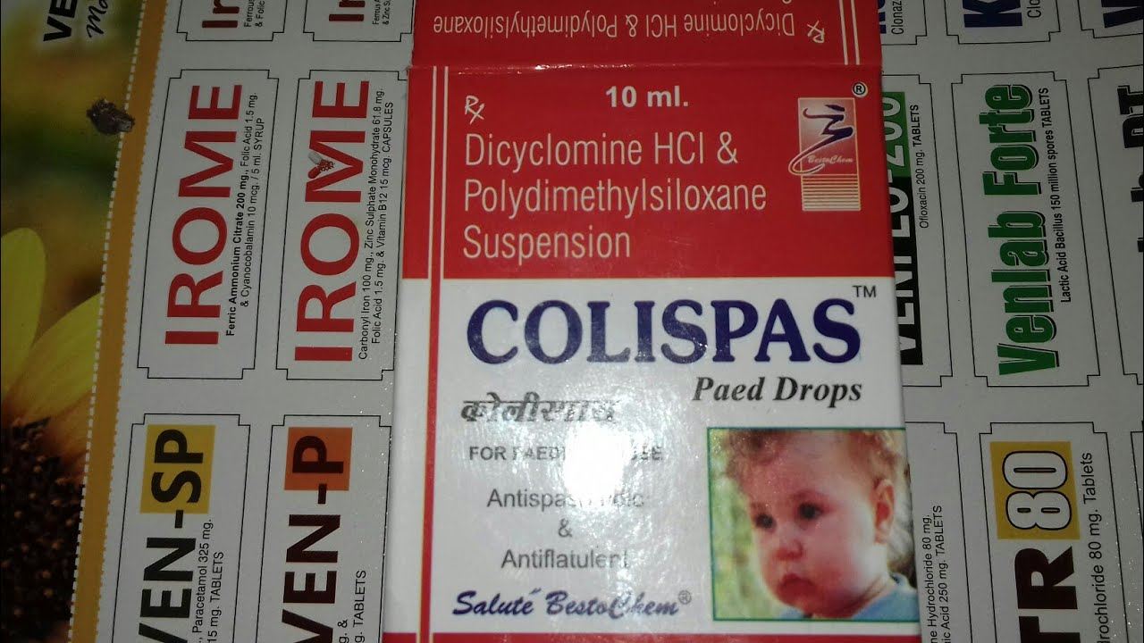 Colispas Drops Use And Effect Full Hindi Reviews Company Salute
