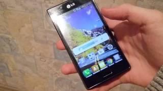 опыт использования LG L7 P705