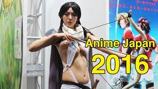 Anime Japan 2016. Выставка Аниме в Японии