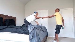 LET ME HAVE YOUR BABY PRANK ON FUNNY MIKE!!!