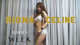 Download Mp3 Private Photoshoot With Riona Celine | Babes Of The Week