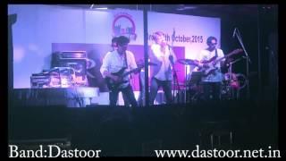 Aankhon ke sagar (Cover) live by Dastoor