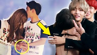 Kpop Male Idols Helping & Protecting Female Idols