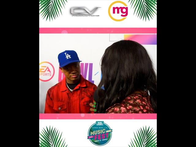 Superbowl 54 Miami MusicFest Terrance J