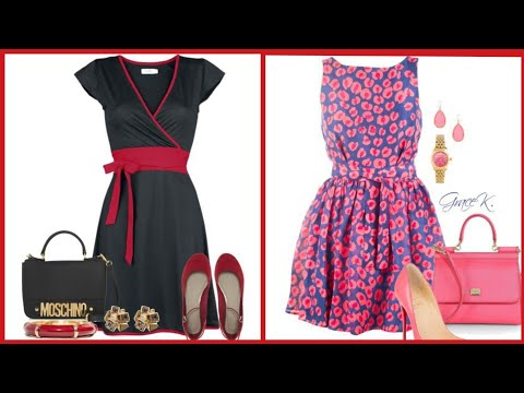 Most Delightful Designer Frocks,Shoes & Bags 2020 ##Fashion Zone