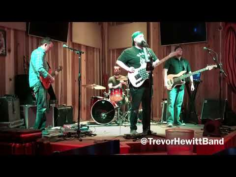 "Trevor Hewitt Band covering ""I was wrong"" by Chris Stapleton"