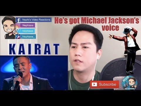 Kairat Tuntekov (Кайрат Тунтеков)  - You're Not Alone | I'm a Singer Kazakhstan | REACTION