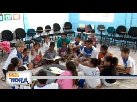 Projeto cuida do futuro de crianças carentes em Araçatuba