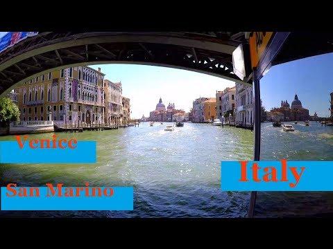 Италия Italy Rimini Venice SanMarino