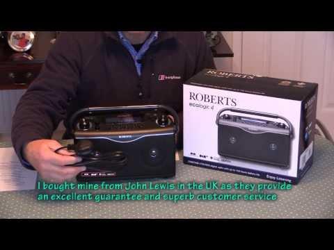 Roberts Radio Ecologic 4 DAB Radio Review