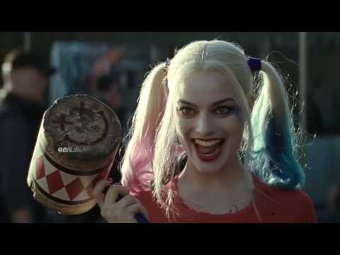 Suicide Squad (Harley Quinn) -  Twenty One Pilots - Heathens ( Cover By J.Fla )