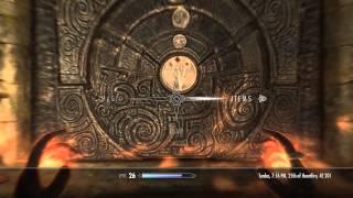 The Elder Scrolls V  Skyrim - Flame Stalker Build Demo