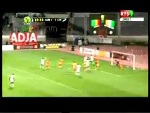 Le Senegal Domine Face aux Ivoiriens