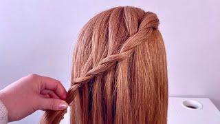 5 Причесок на длинные волосы Красивые прически для девочек