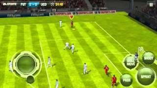 FIFA 13 Ultimate Team IPod Part 1