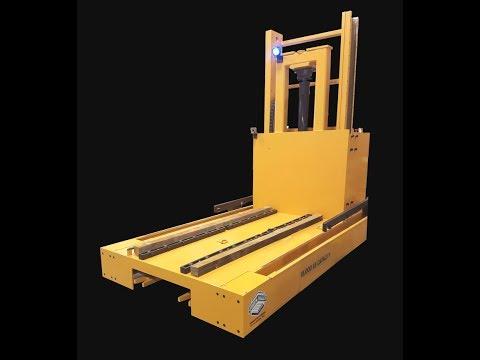 Titan 173761 15,000 lb Capacity Die Cart