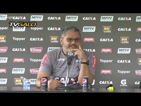 18/08/2017 Ao Vivo: Gabriel, Luan e Rogério Micale