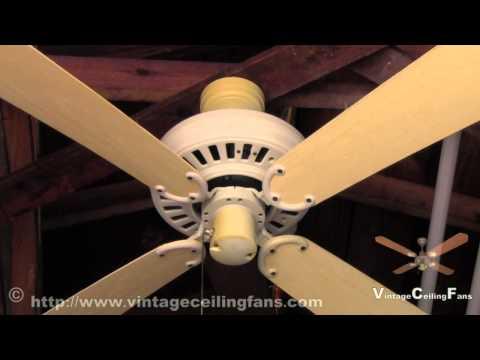 Emerson Casablanca Designer Series Ceiling Fan Model CF2052W-1