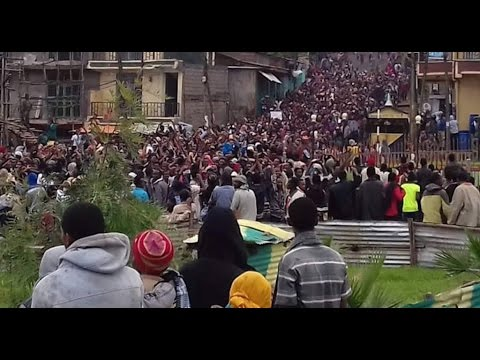 Ethiopia - Unrest in Amhara Continues, Federal Police Gets the Go ahead by the Government