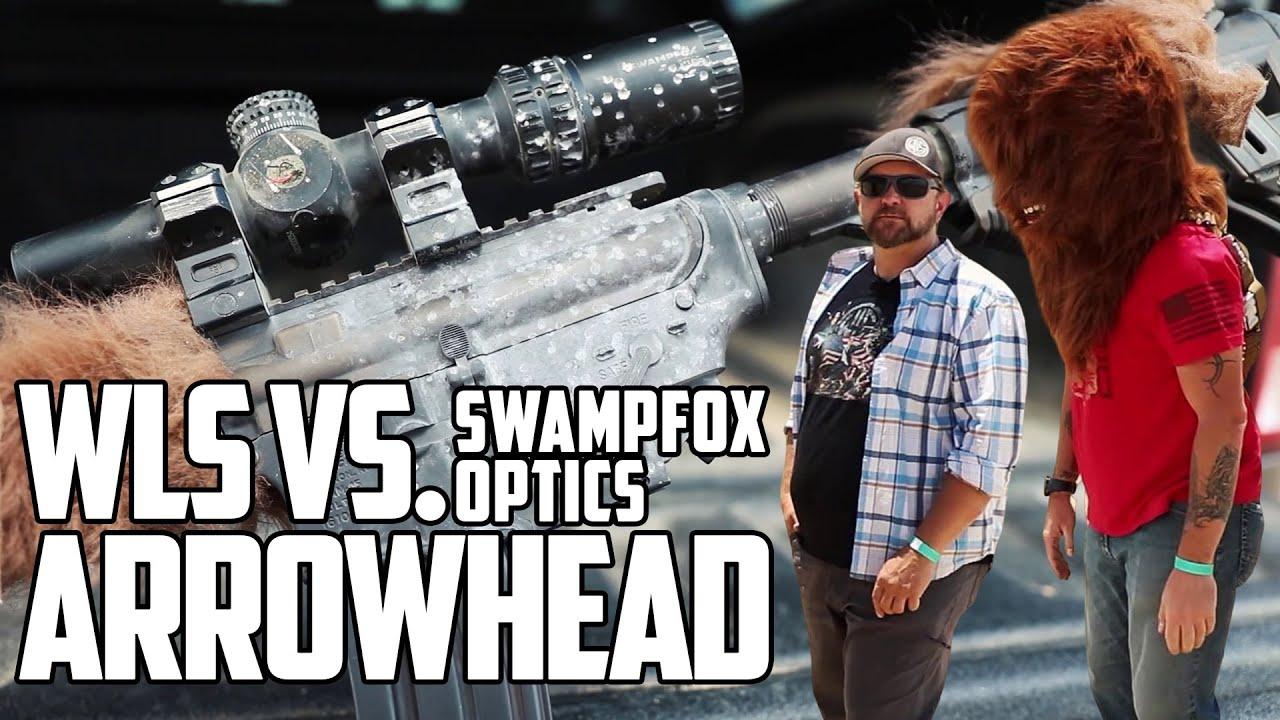 Torture Test - Swampfox Optics Arrowhead - WLS VS.