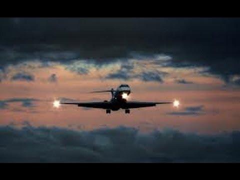 Amazing Jamaica MD-80 Cockpit Video Approach & Landing Kingston, Jamaica  HD.720p