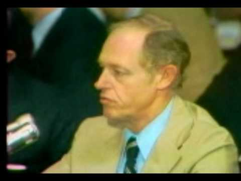 CIA Agent E. Howard Hunt admitting composing fraudulent cables