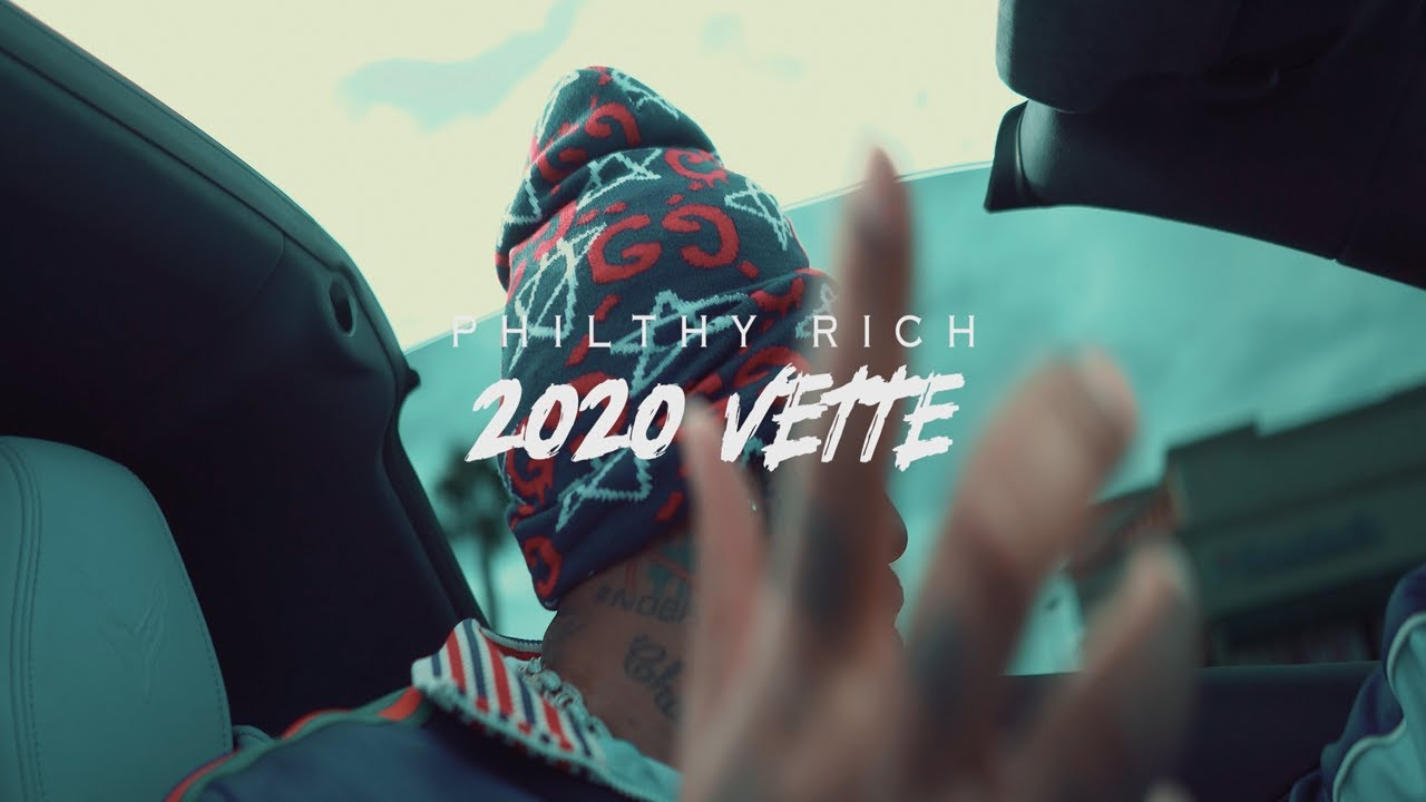 Download Philthy Rich ''2020 Vette'' (Official Music Video) Dir. by @CMDELUX