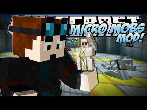 Minecraft | MICRO MOBS MOD (Tiny Creepers, Steves, Golems & More!) | Mod Showcase: ► Subscribe and join TeamTDM! :: http://bit.ly/TxtGm8 ► Previous Mod :: http://youtu.be/_g1WKs12sMk ► Follow Me on Twitter :: http://www.twitter.com/DiamondMinecart  Today, we are looking at the Micro Mobs Mod which adds in tiny versions of normal Minecraft Mobs. These Mobs attack each other, blow each other up, throw each other in the air and much more!  ► Get this Minecraft 1.7.10 Mod - Micro Mobs (Clay Dolls) Mod : http://www.planetminecraft.com/mod/clay-living-dolls-v01/  ► Second Channel :: http://www.youtube.com/MoreTDM  ► Want To Send Me Something? :: The Diamond Minecart / DanTDM Office 34 67-68 Hatton Garden London EC1N 8JY UK  ► Merchandise! US: http://thediamondminecart.spreadshirt.com UK: http://thediamondminecartuk.spreadshirt.co.uk EU: http://thediamondminecart.spreadshirt.net  Enjoy & remember to like, favourite and subscribe to support me!  -- Find Me! -- Twitter: http://www.twitter.com/DiamondMinecart Facebook: http://www.facebook.com/TheDiamondMinecart Instagram: DanTDM Skydaz: http://www.skydaz.com -- Easy Mod Installers!  -- Credits -- All titles and images created by TheDiamondMinecart Title song: Super Street Fighter Remix - AntoineLavenant - https://soundcloud.com/antoinelavenant Other music by Kevin MacLeod at http://www.incompetech.com