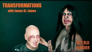 Christeene and James St. James - Transformations