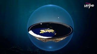 Mokslo sriuba: apie plokščios Žemės teoriją