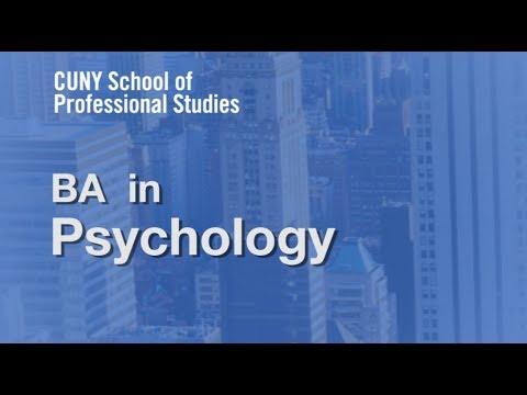 Online Information Session  BA in Psychology Degree