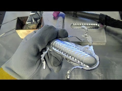 TIG Welding Aluminum Fabrication -A TIG Welder's Approach to