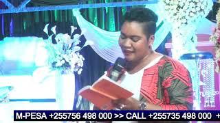 SUNDAY PROPHETIC SERVICE   PROPHETESS ESTHER BUKUKU   21/10/2018   MOSHI KILIMANJARO TZ.