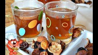 Узвар, взвар, напиток, компот — старинный рецепт напитка из сухофруктов и его целебные свойства