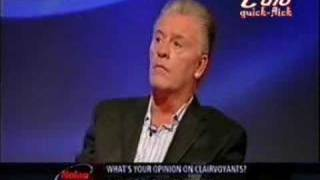 Louie Savva attacks Derek Acorah