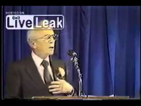 Tommy Douglas on Future of Medicare Canada (1983)