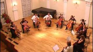 F. Schubert: Marche Hongroise, D 818 (cello ensemble)