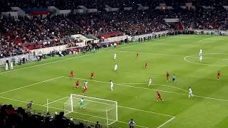 Diyarbekirspor - Tirespor 4. Gol | Tribün Çekimi