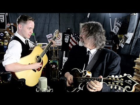 Billy Strings and Don Julin - Little Maggie ::: Second Story Garage