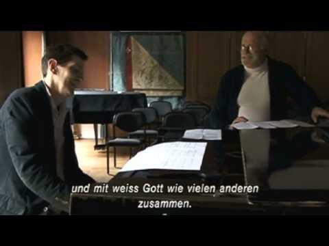 Conductor David Zinman Sings