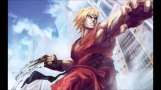 Shadeus - Street Fighter Ken Theme (Techno Remix)