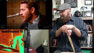 Drum Teacher Reacts to Levon Helm - The Band - King Harvest (Has Surely Come) Episode 10